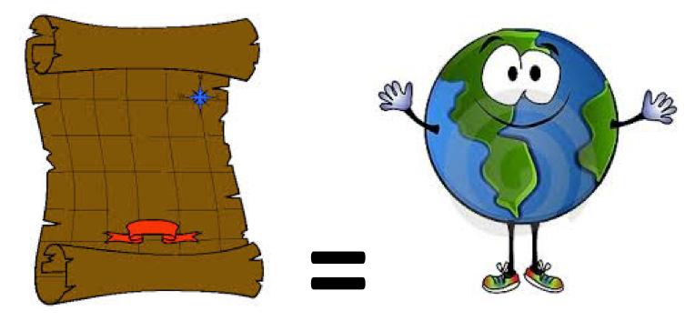 Mapa Territorio